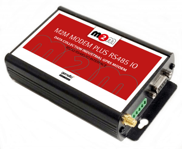RS485 IIoT modem and data concentrator
